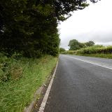 4/8/2016 Trees Shrubs and Brambles still overhanging the carriageway causing danger to vulnerable road users.