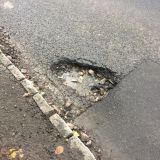 Pothole photo